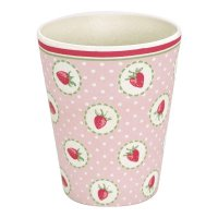 Bambus Cup - Strawberry pale pink