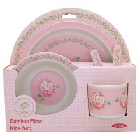 Kids SET 4 - Lily petit white