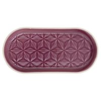 Servierplatte Tablett Tray - Kallia plum