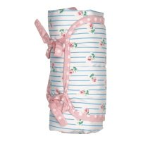 Baby Changing mat - Lily petit white