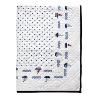 Quilt - 120x120 - Kids Bed Cover Noah