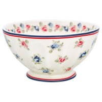 Schüssel - French Bowl XL - Hailey white B-WARE