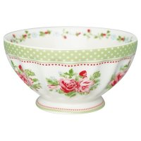 Schüssel - French Bowl XL - Mary white