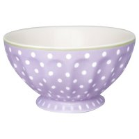 Schüssel - French Bowl XL - Spot lavendar