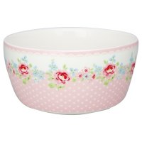 Kids Bowl - Meryl pale pink