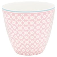 Latte Cup - Helle pale pink