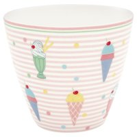 Latte Cup - Isa pale pink B-WARE