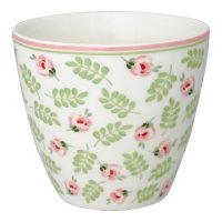 Latte Cup - Lily petit white