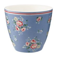 Latte Cup - Nicoline dusty blue