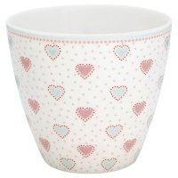 Latte Cup - Penny white *VORBESTELLUNG