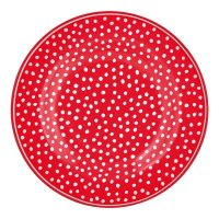 Teller Mini - Dot red