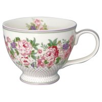 Teacup - Rose white
