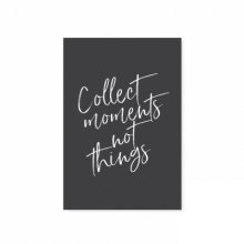 Postkarte - Collect Moments