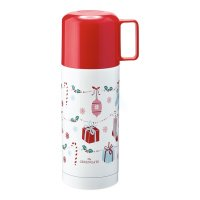Thermosflasche - Jingle bell white 350ml