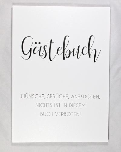 Holztafel Gästebuch I04 D 024 1999 Vika Lädchen